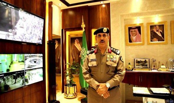 الأمن العام السعودي يؤكد الجاهزية لتأمين فريضة جد د مدير الأمن العام السعودي الفريق عثمان المحرج رفض