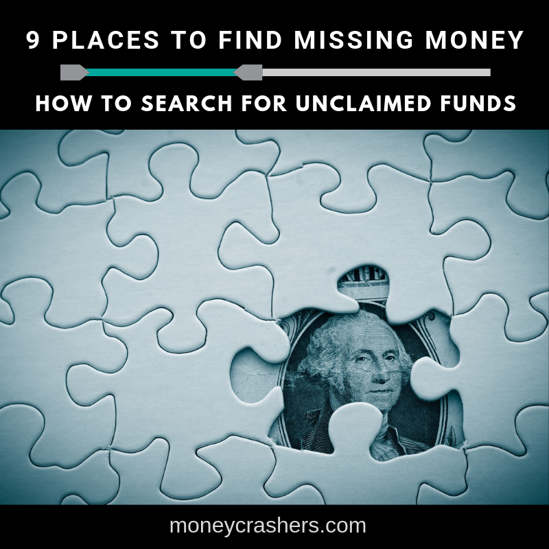 According To The National Association Of Unclaimed Property Administrators Naupa State Governments Returned Ov Unclaimed Funds Missing Money Unclaimed Money
