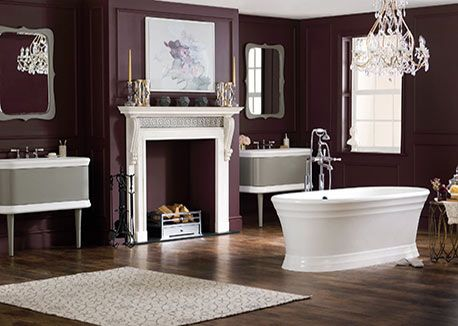 Victoria + Albert Victoria + Albert Baths has added a new model to its popular New Traditional collection, the Worcester tub. Christened in honor of an ancient English cathedral famed for its elaborate architecture – and also the South African town that is home to the Victoria + Albert factory – this freestanding roll-top bath is a blend of modern and traditional design. With a classically ribbed plinth and rim, the Worcester pays tribute to the detailing commonly found in vintage stonework…