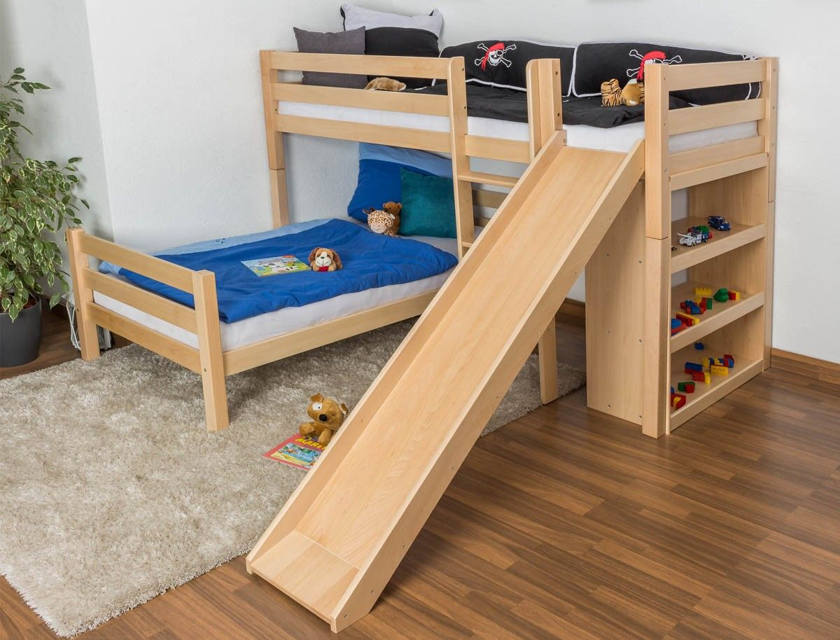 Image result for loft bed slide diy | Projects to Try ...