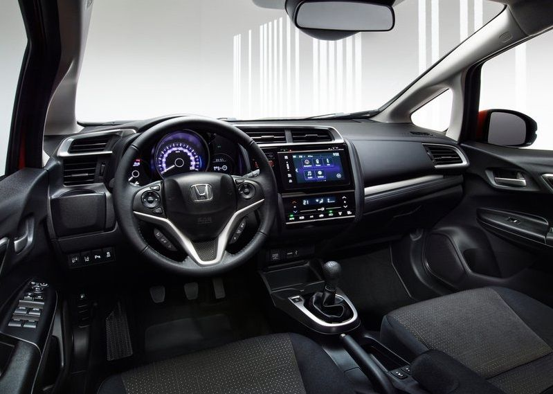 2016 Honda Jazz Interior Honda Pinterest Honda Jazz Honda And