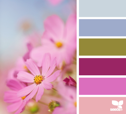 flora hues for wedding palette? | Colour | Pinterest | Flora, Color ...