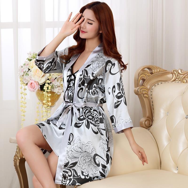16b871fd09 Fashion women men nightwear sexy sleepwear lingerie sleepshirts nightgowns  sleeping dress good nightdress lover s Homewear Price  25.86   FREE  Shipping   ...