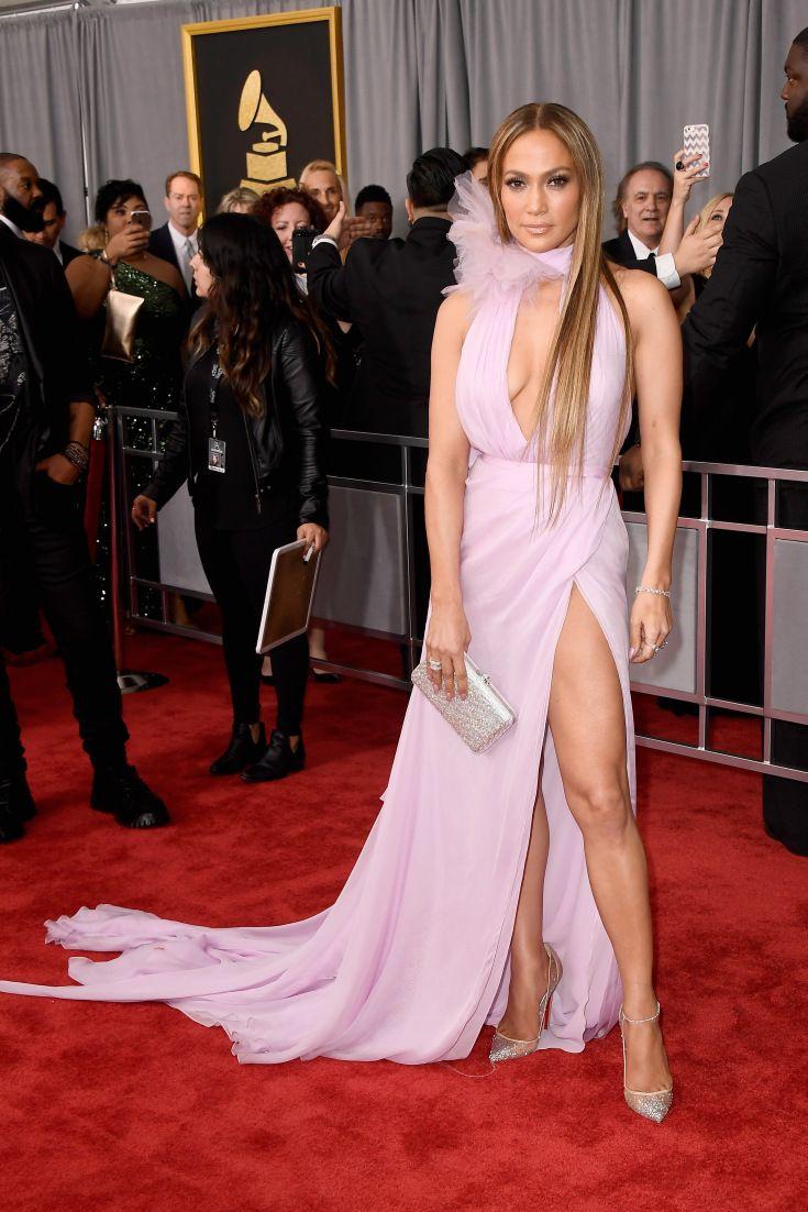 Grammy 2017: Los looks de la alfombra | Jennifer lopez