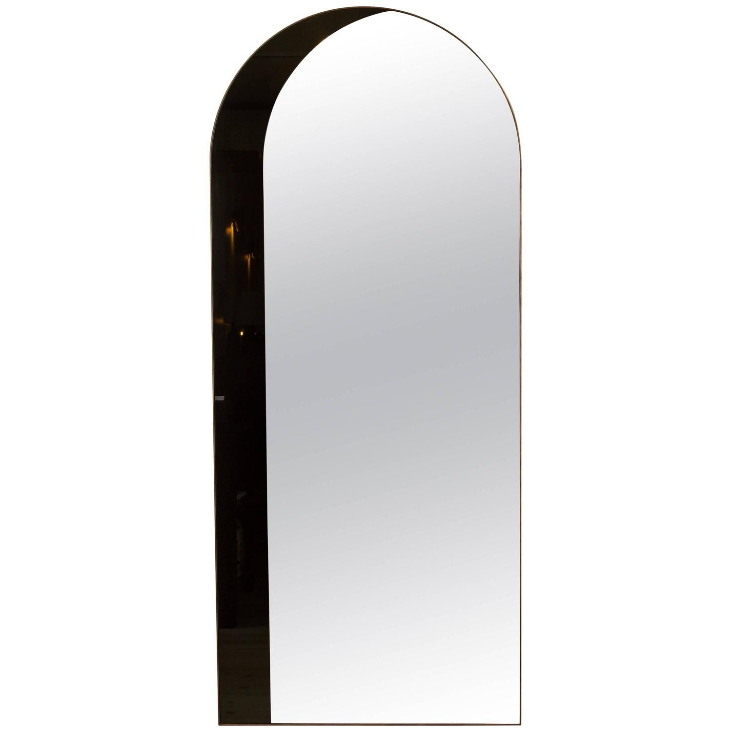 Arch Floor Mirror by Bower