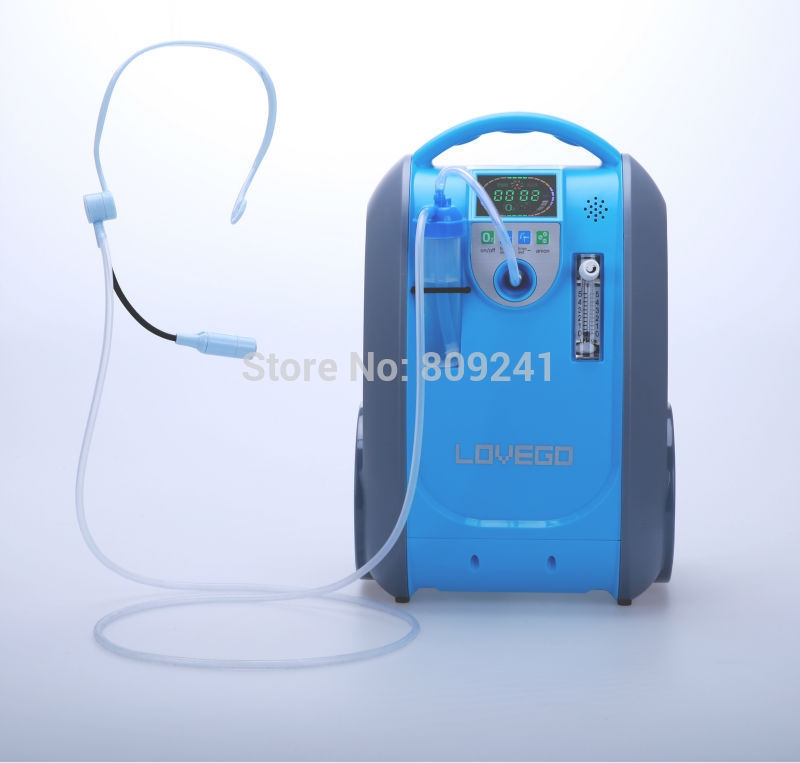680.00$  Watch now - http://ali05t.worldwells.pw/go.php?t=1138293843 - 5L Medical  oxygen machine used for COPD patients fast free shipping by DHL 680.00$