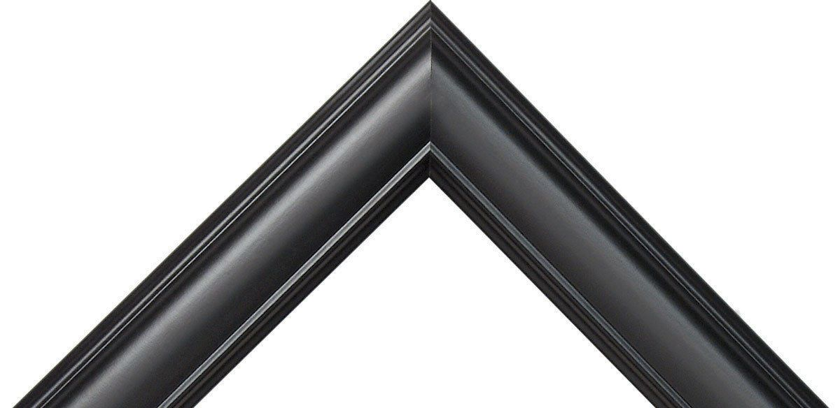 Frames and Supplies 37575: Satin Black Picture Frame, Great For 3 4 ...