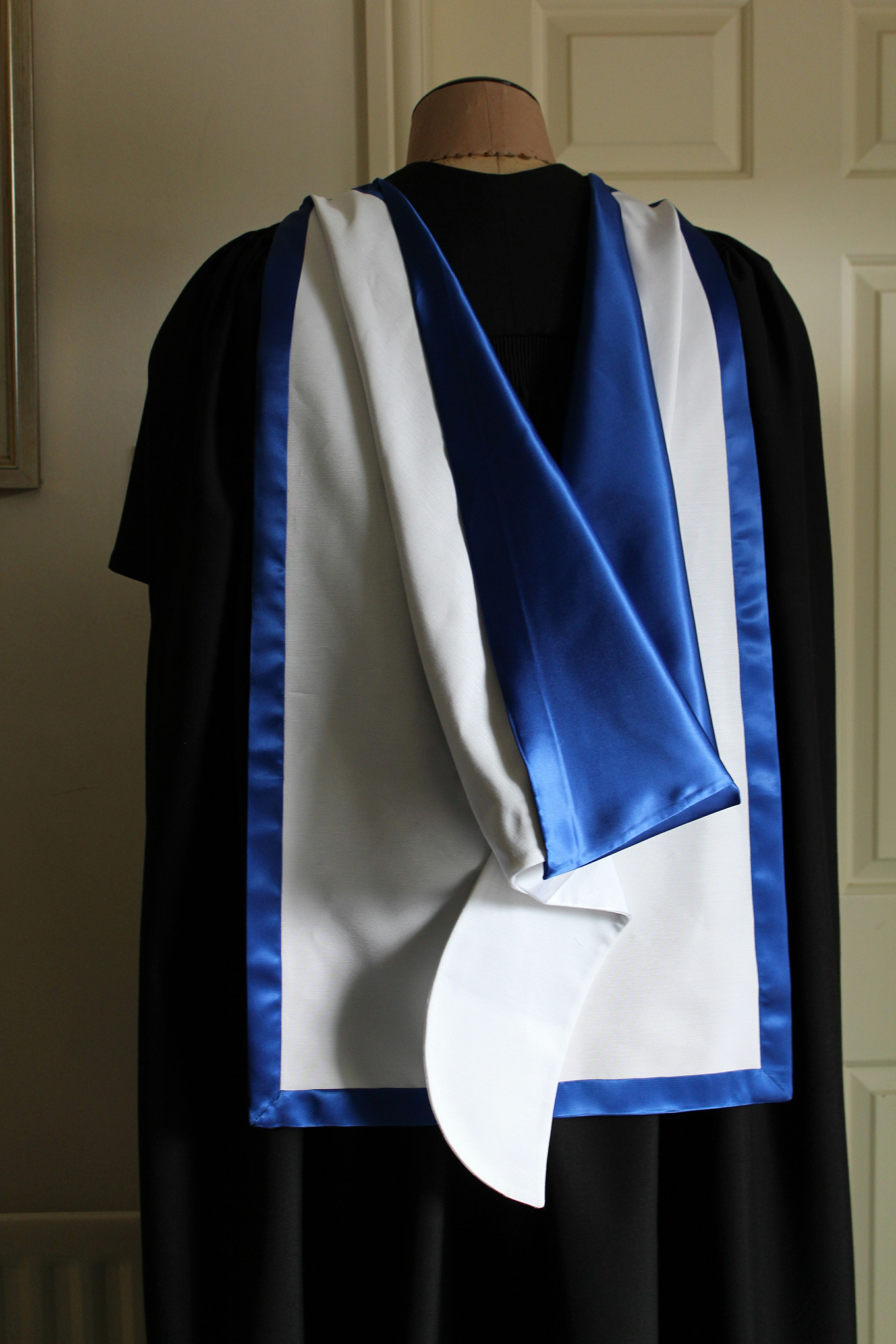 Robes of Distinction using our 531-2940 for Dublin Trinity College ...