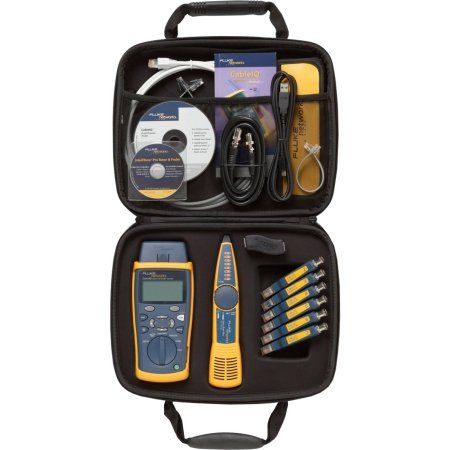 Industrial Scientific Network Cable Kit Work Tools
