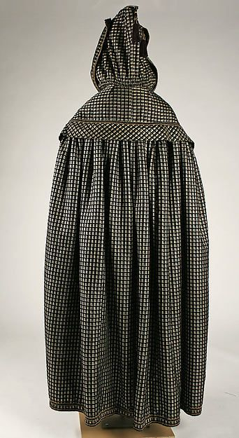 Cape (image 4) | French | 1870s | no medium available | Metropolitan Museum of Art | Accession Number: C.I.45.99.4