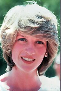 March 22, 1983: Princess Diana visits a school in Tennant Creek during the Royal Tour of Australia.