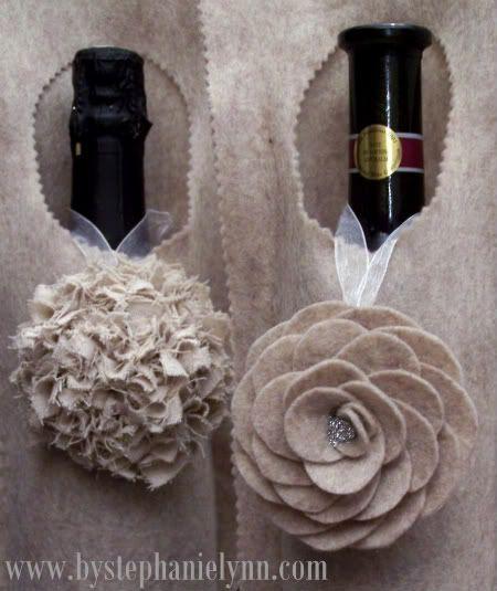 die besten 25 weinflasche verpackung ideen auf pinterest dekorative weinflaschen. Black Bedroom Furniture Sets. Home Design Ideas
