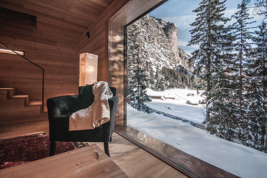 Schau Dir dieses großartige Inserat bei Airbnb an: Mountain Lodge Tamersc - Häuser zur Miete in San Vigilio