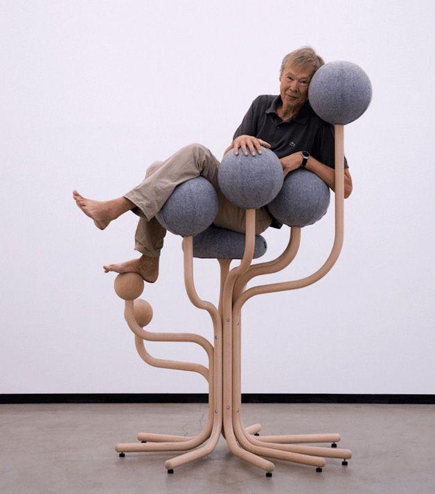 Peter opsvik globe garden design pinterest globe for Product design chair
