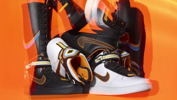 Nike + R.T. Air Force 1 Collection Release Details