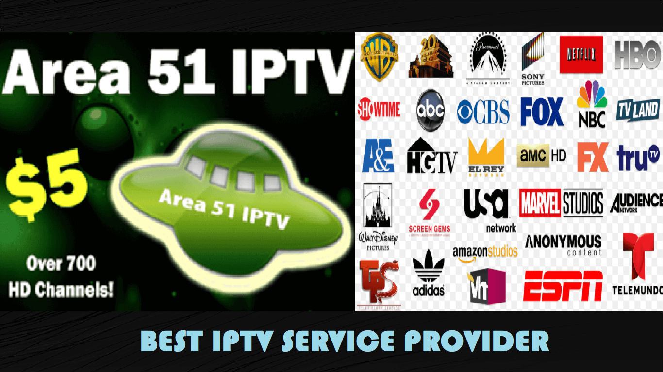 Area 51 IPTV is an inexpensive service that provides over