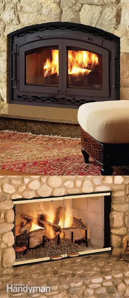 Slash Heating Bills Fireplace Doors Old Fireplace Energy