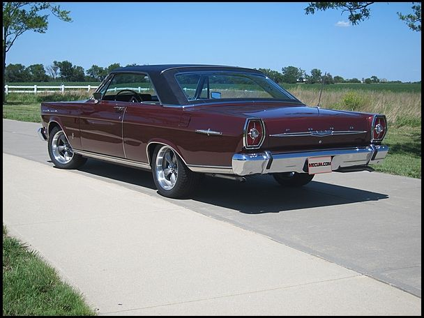 1965 Ford Galaxie 500xl 390 300 Hp 4 Speed At Mecum Auctions Ford Galaxie Galaxie Ford Galaxie 500