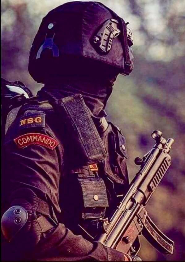 Nsg Commando Indian Army Special Forces Indian Army Wallpapers Indian Army