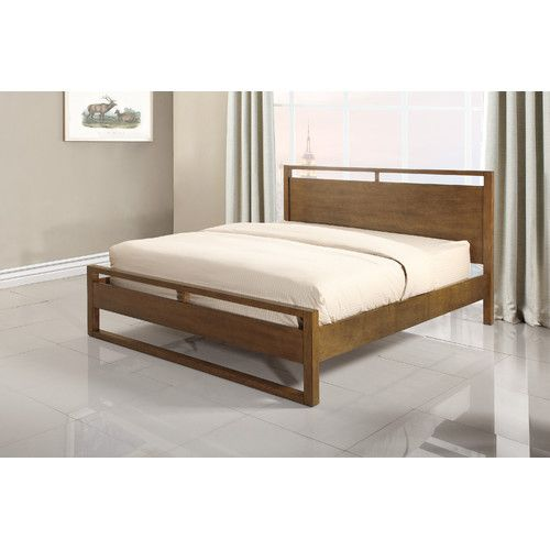 Found It At Wayfair Brisbane Platform Bed With Images Bedroom Bed Design Bed Design Bed