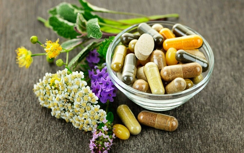 ملتي فيتامين In 2020 Dietary Supplements Herbal Medicine Herbalism