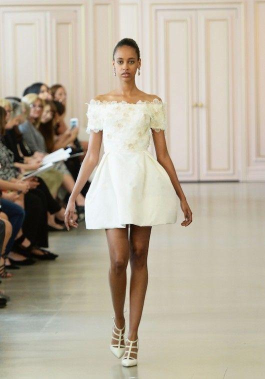 Oscar de la Renta Bridal Lente/Zomer 2016 (14)  - Shows - Fashion