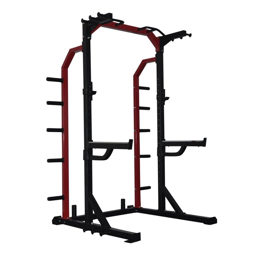 Energise Your Muscles With the Power Rack Half rack