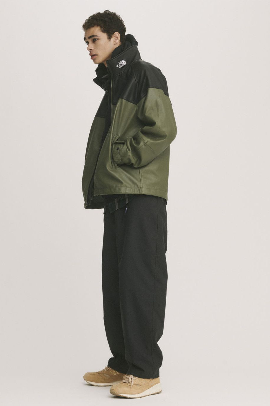 dd459e3a1 THE NORTH FACE PURPLE LABEL SS19 Lookbook Mixes Tech With Everyday ...