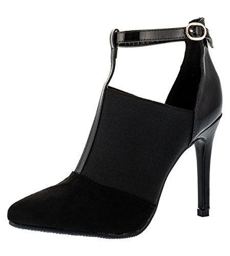 Damenschuhe High Heels Pumps Riemchenschuhe Stiletto Sky Heels Abendschuhe - http://on-line-kaufen.de/super-me/damenschuhe-high-heels-pumps-riemchenschuhe-sky-4