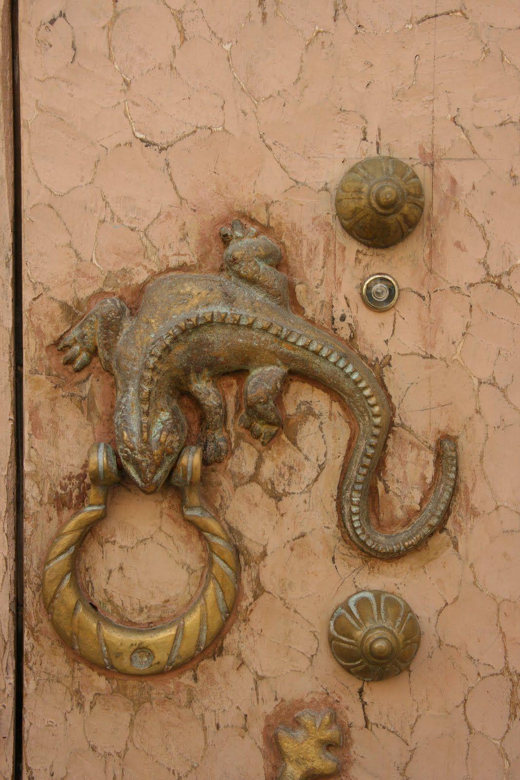 Door knocker from Cartagena | © Grant K Gibson