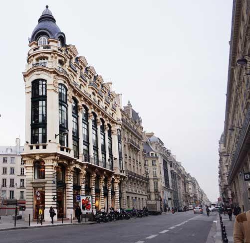 2éme distrito de Paris