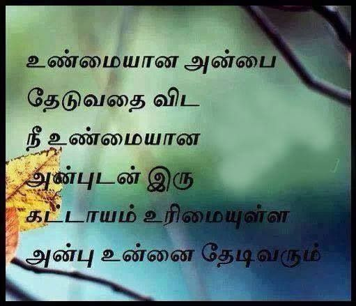 Family Quotes In Tamil: Pin By Sinthiya Anton On Tamil