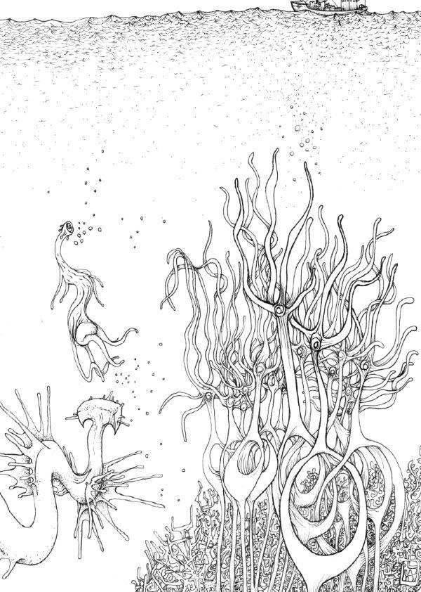 De profundis #illustration