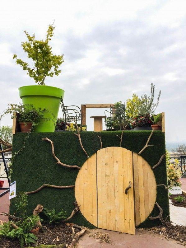 Les jardins primés lors du salon Jardins en Seine 2017 - Paris côté jardin | Jardins, Salon ...
