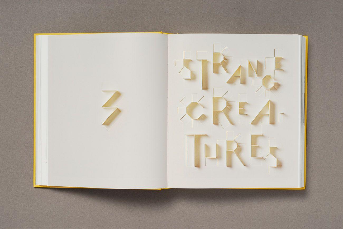 Atelier Dyakova investigates the possibilities of paper in three dimensions