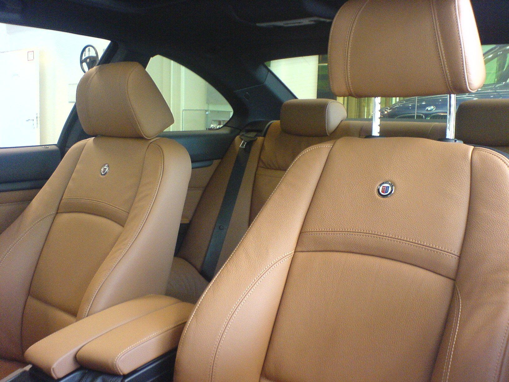 how to remove marks from car seats