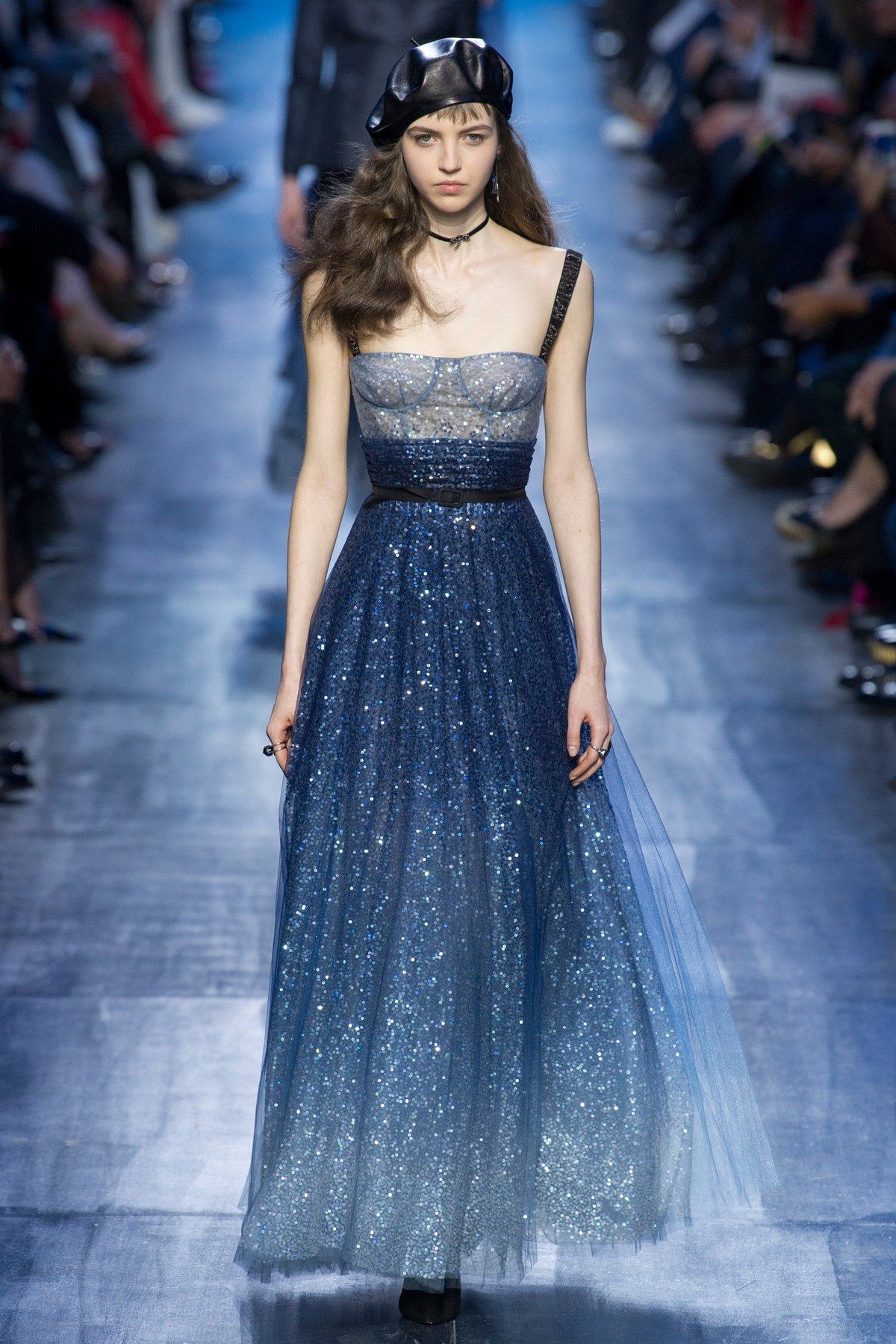 Dior Fall 2017 RTW | Selene | Pinterest | Dior, Gowns and ...