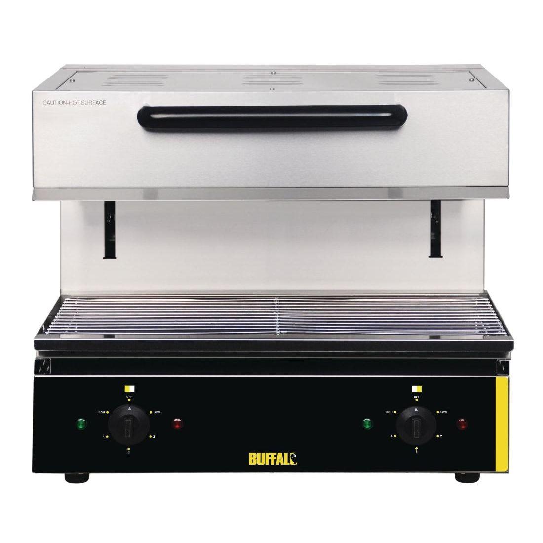 Buffalo Electric Adjustable Salamander Grill | Buffalo, Kitchen ...
