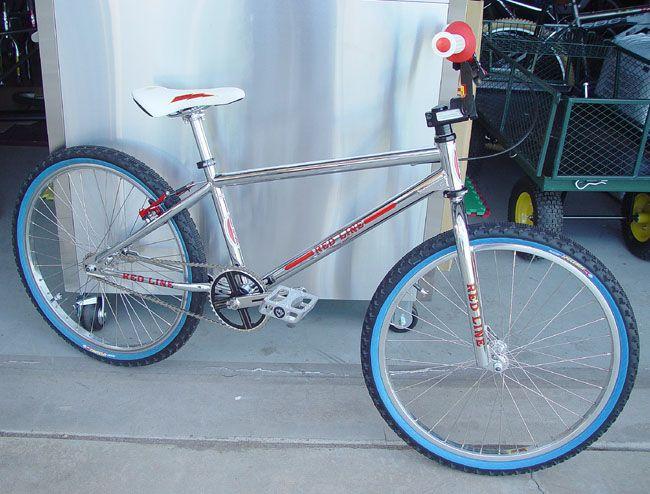 Vintageredline Com Redline Proline 24 Cruiser Bmx Mid School 24 Bmx Vintage Bmx Bikes Bmx Cruiser