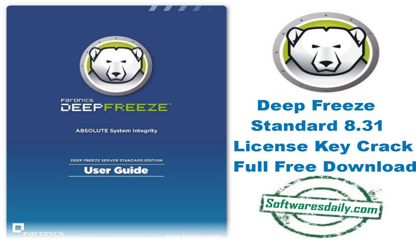 deep freeze for windows 8 with serial key free download