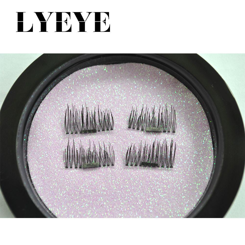 Magnetic Eyelashes Extension Light Magnet Eyelash Reusable Small
