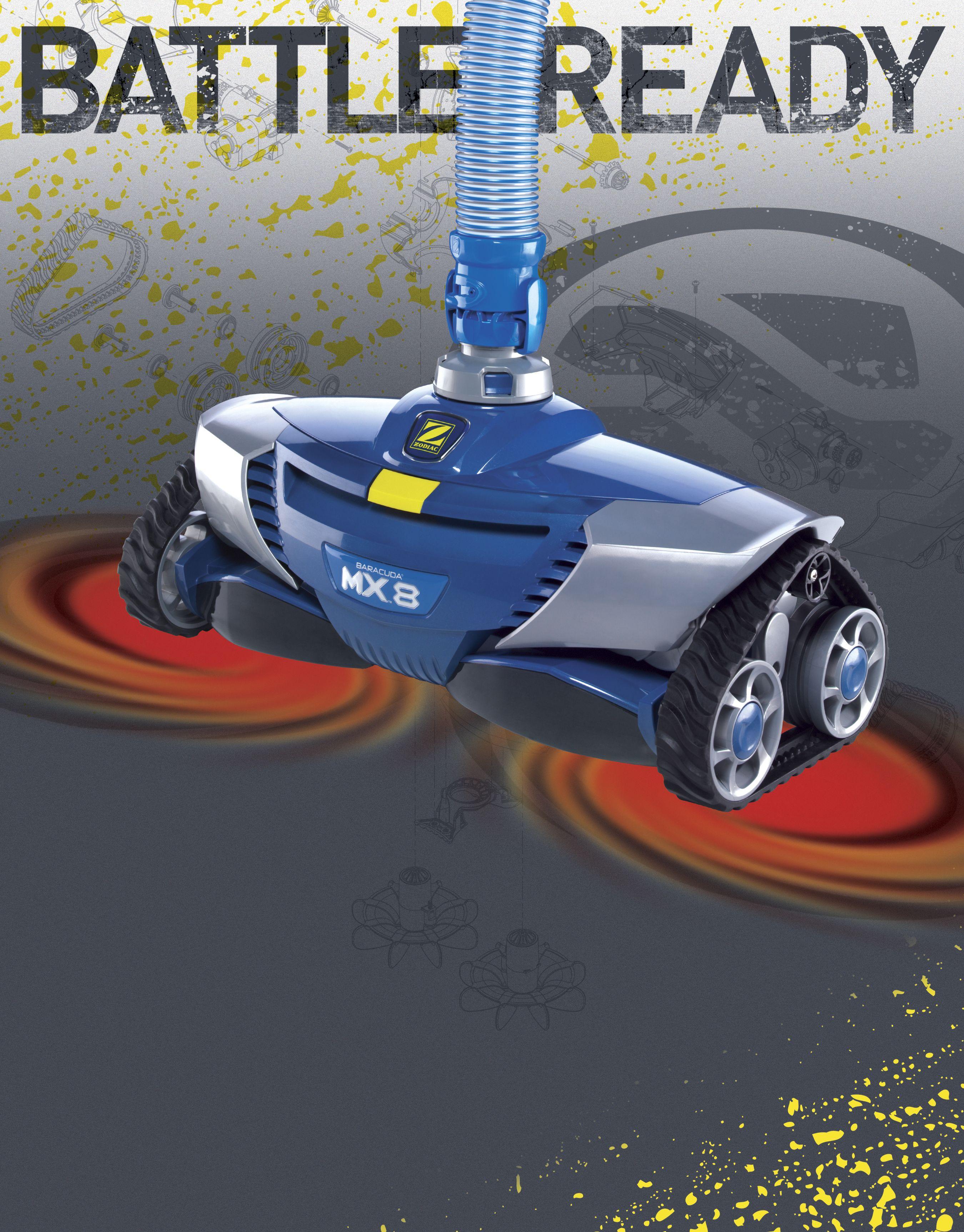 Zodiac Mx8 Limpiafondos Automatico Piscina Con Imagenes Conexiones Electricas Piscinas Navegacion