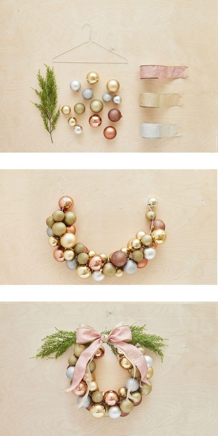 So erstellen Sie einen Weihnachtsball in weniger a... - #einen #Erstellen #facia... - #ChristmasGiftIdeas #noel2019bricolage