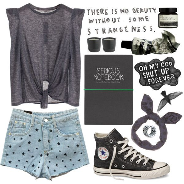 """shut up and be serious"" by ivsidh on Polyvore"