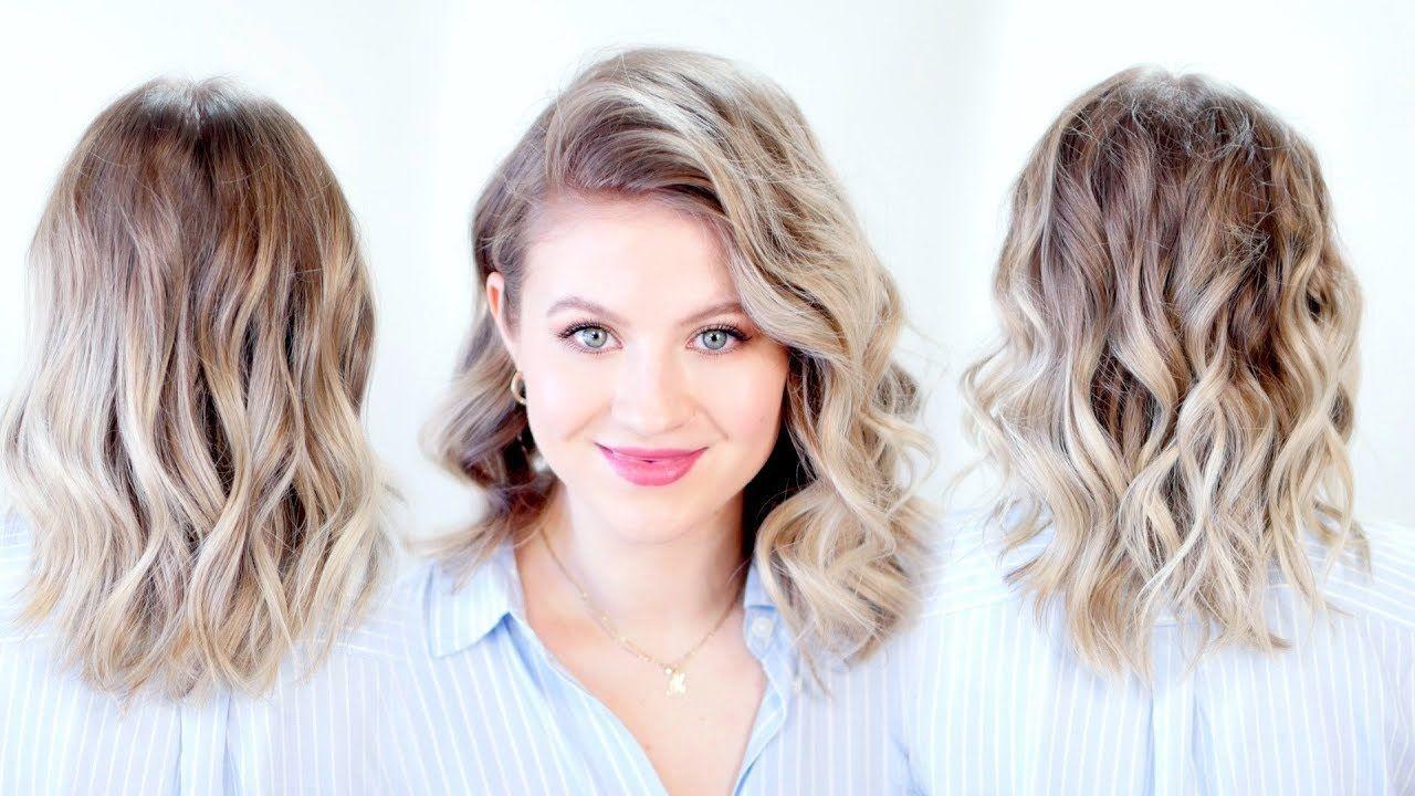 How To Style Hair 3 Ways Using Flat Iron Milabu