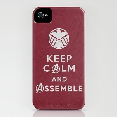 Cute Cap Bucky Iphone Wallpaper Keep Calm Avengers Poster 01 Iphone Case By Misery 35