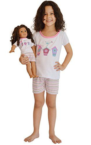 a23b103f6 Girl and Doll Matching Outfit Clothes - Shorts and Shirt ... https ...