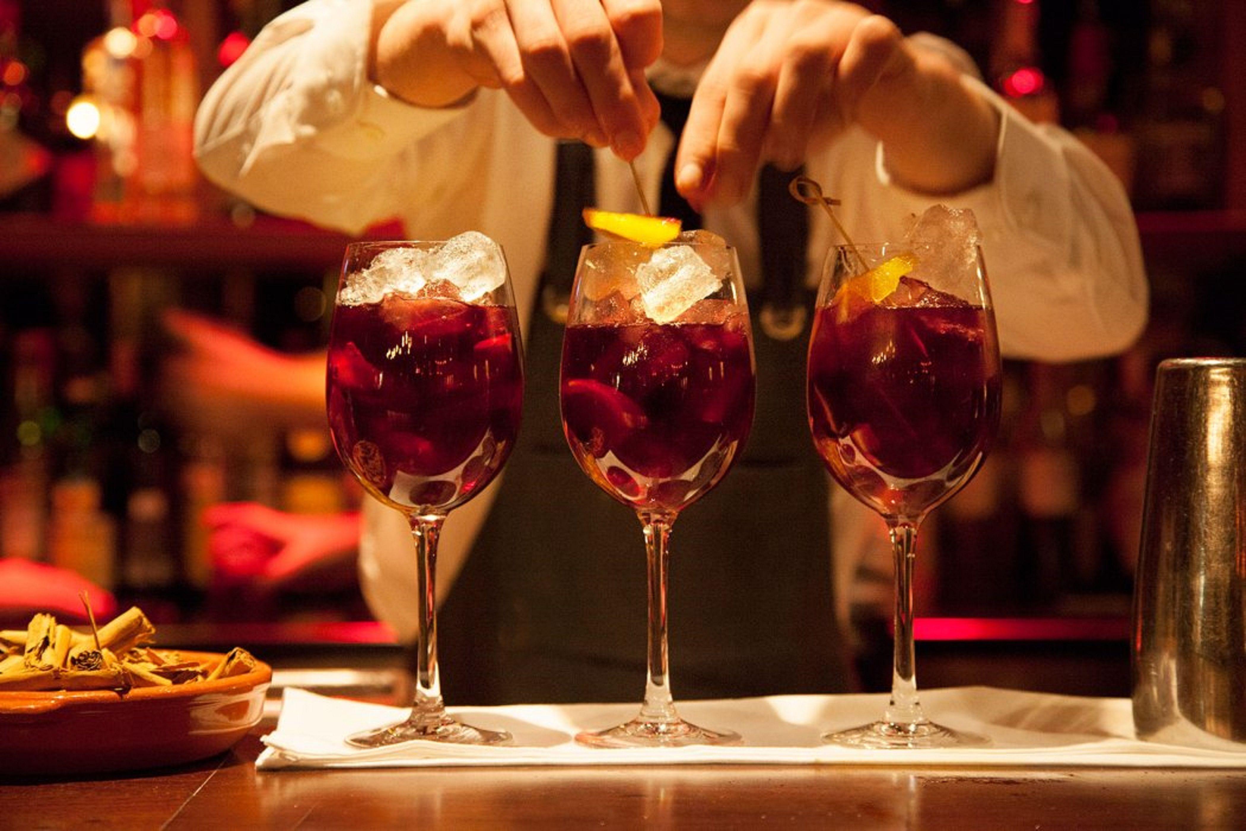 Ladies Night Out At Radisson Blu Atria Bengaluru Explocity Bangalore Wine Cocktails Wine Cocktail Recipes Wine Recipes