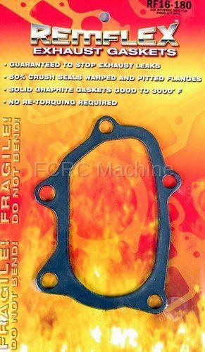 Remflex Exhaust Gaskets 2002-2016 Subaru Down-Pipe 2.0L Turbo 2.5L 205 255 257
