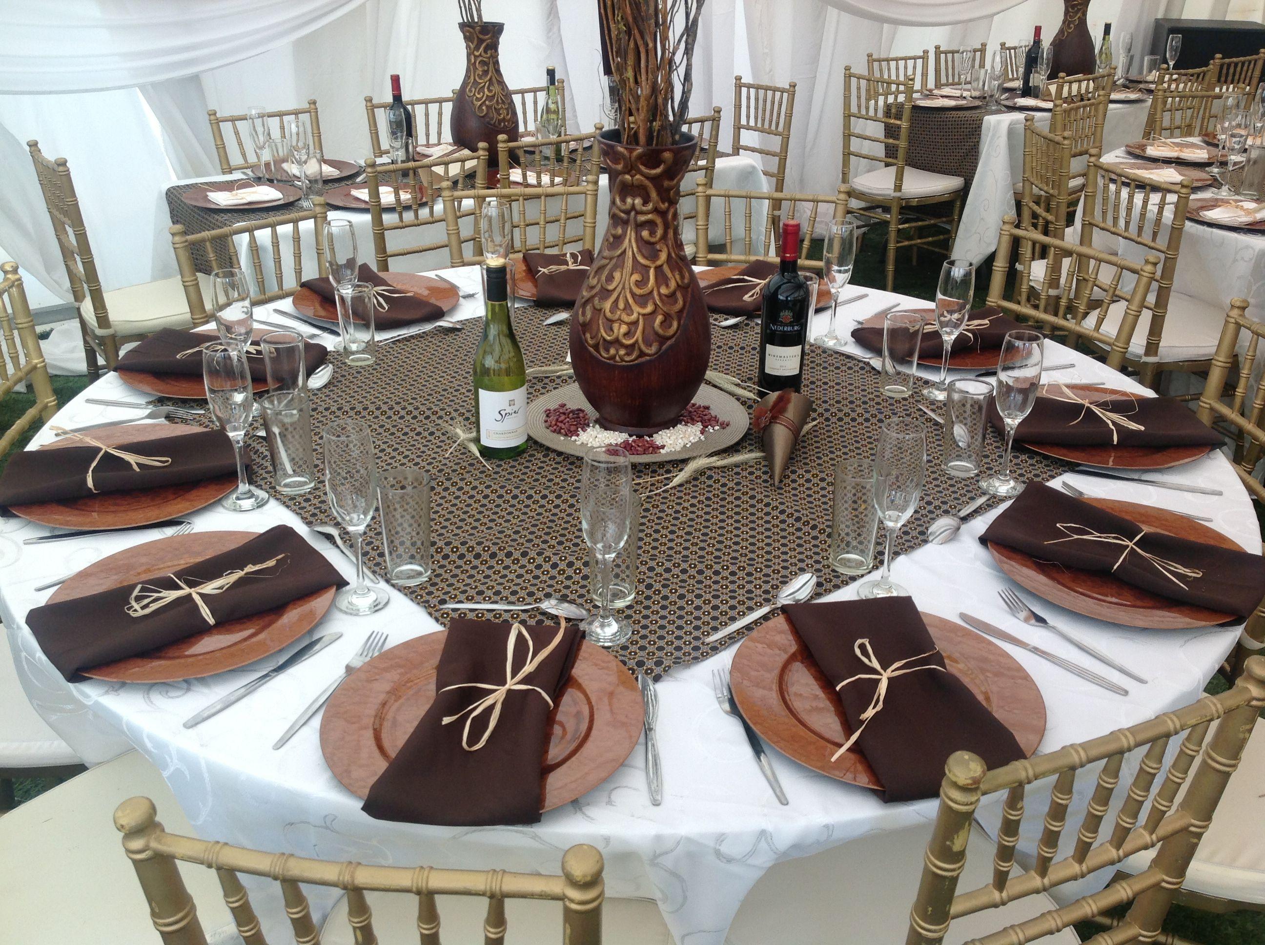 Ethnic wedding decor traditional pinterest ethnic for Wedding ceremony table decorations
